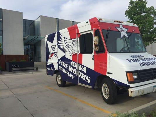 Iowa Fireworks Company