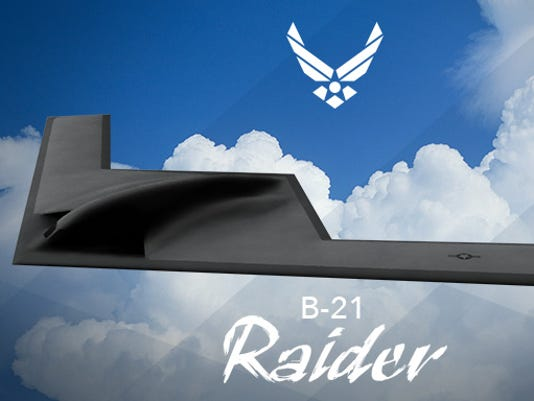 new bomber likely to be based in south dakota