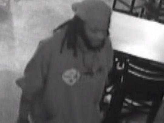 The suspect in a Thursday morning shooting outside a Smyrna bar.