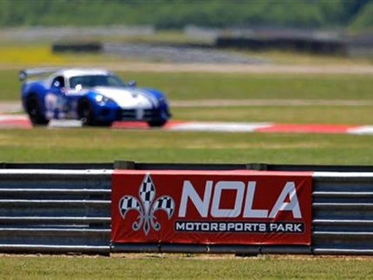 IndyCar makes its debut in New Orleans this year.