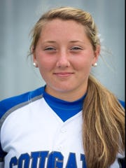 Tori Sutherland, Barron Collier softball