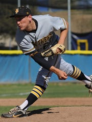 After starring for Newbury Park High on the mound, Thomas Ponticelli shone at the University of San Francisco and was taken in the 12th round of the MLB Draft by the Cleveland Indians.
