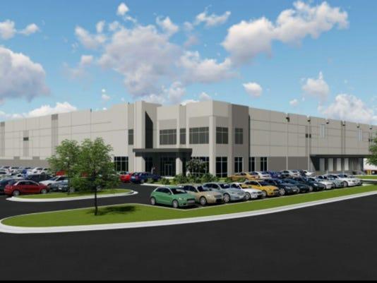 logistics office park planned for horn lake