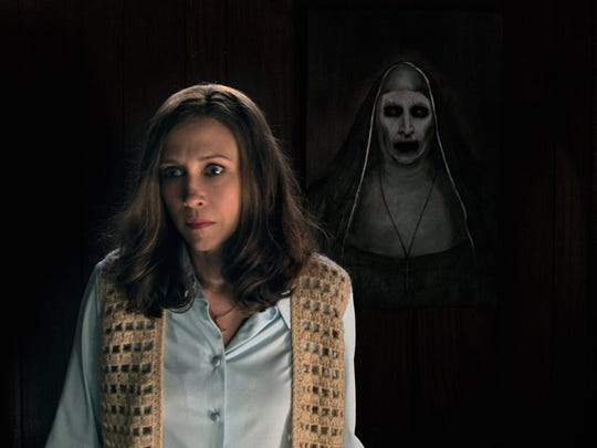 Vera Farmiga stars as Lorraine Warren in 'The Conjuring