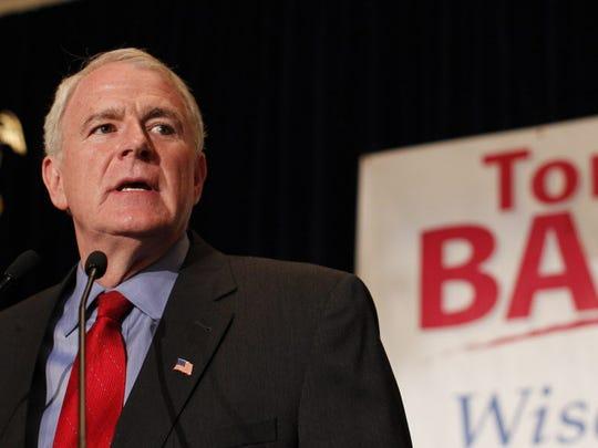 Milwaukee Mayor Tom Barrett, a Democrat, accused the