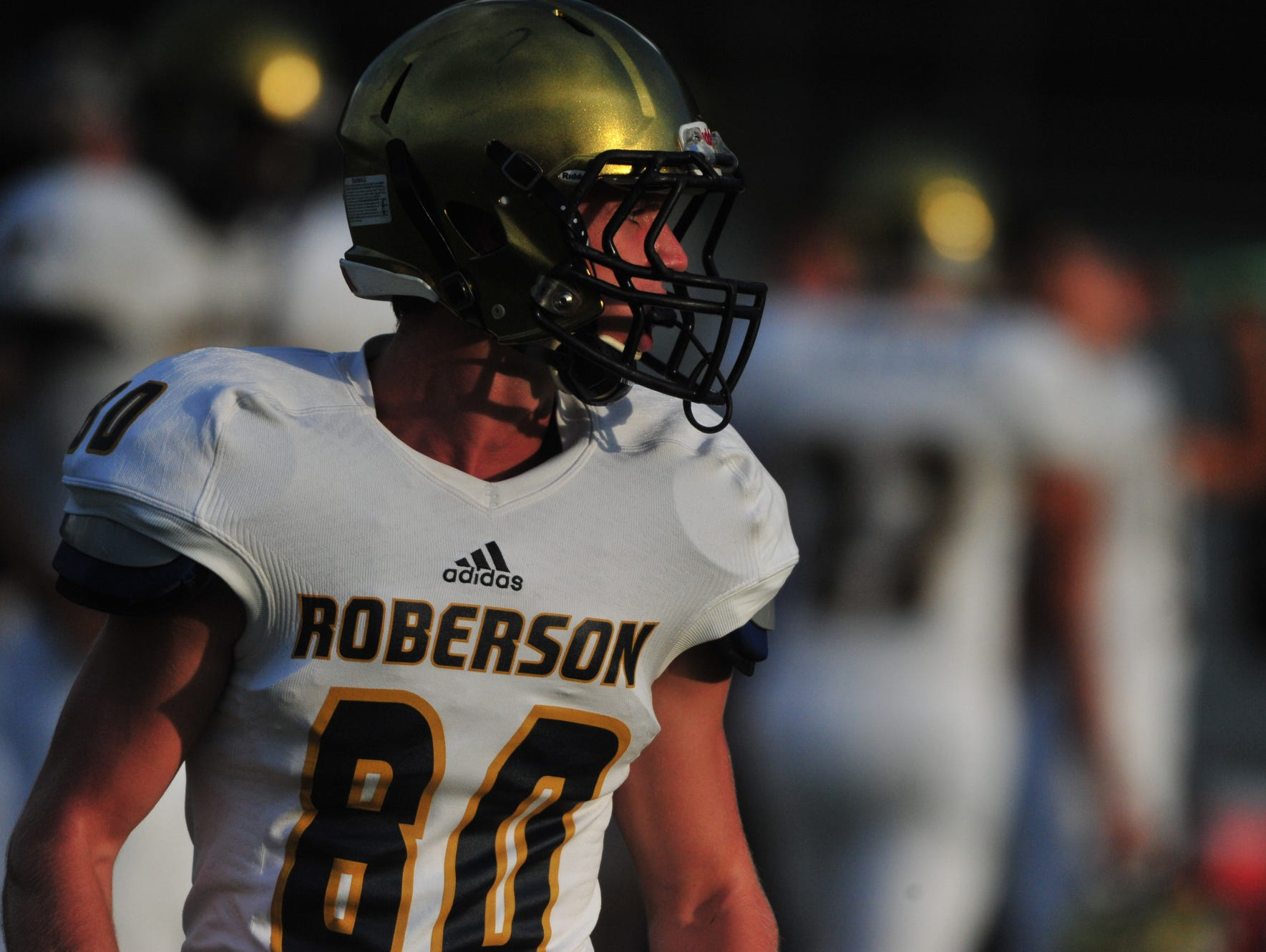 Roberson will hold its football camp on July 27-29.
