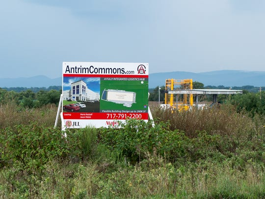 Antrim Commons Business Park is located off I-81 Ext 3 in Antrim Township, Franklin County.