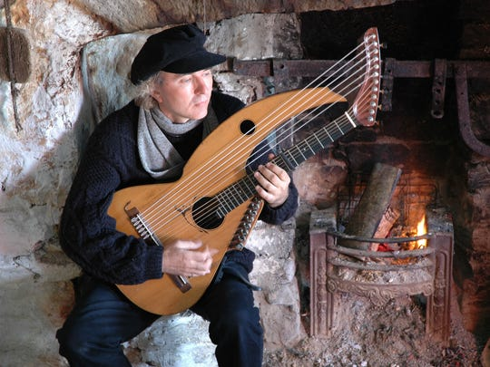 Listen to the musical stylings and storytelling of John Doan, a master of the 20-string harp guitar, during the Salem Art Association's Holiday Gala on Friday, Nov. 11, at Bush Barn Art Center.