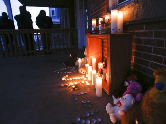 Jordan Ellerbe memorial