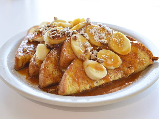 OE French Toast.