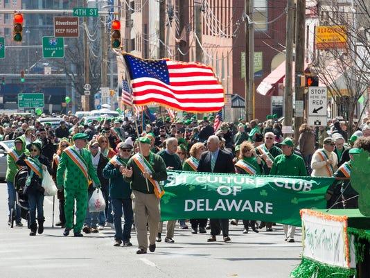 News: St. Patricks Day Parade
