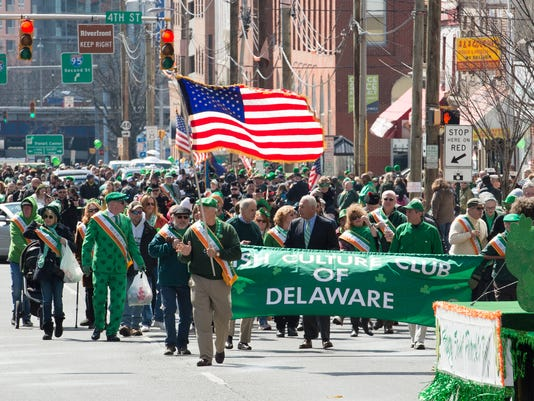 News: St. Patricks Day Parade