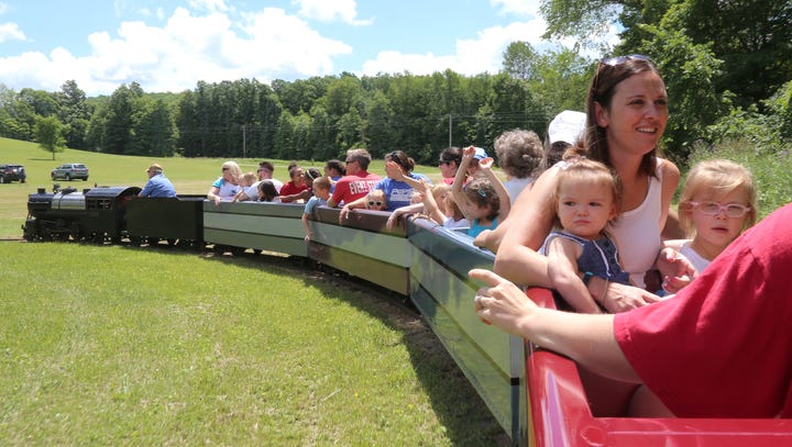Butler family to sell father's beloved train