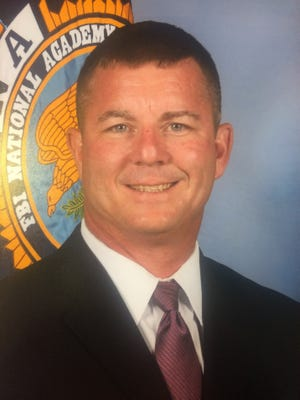Stafford Township Police Capt. Thomas Dellane has completed a grueling training course at the FBI National Academy in Quantico, Virginia.