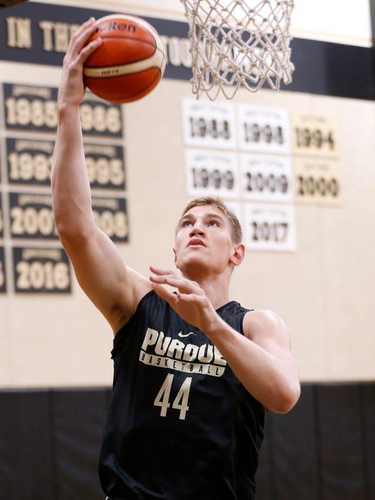 LAF Purdue basketball begins transitional summer