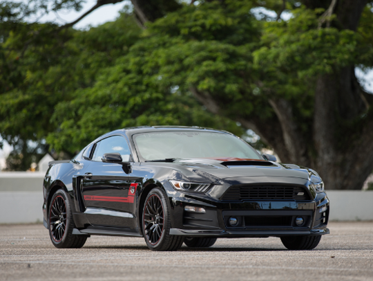 2015 FORD MUSTANG GT ROUSH WARRIOR