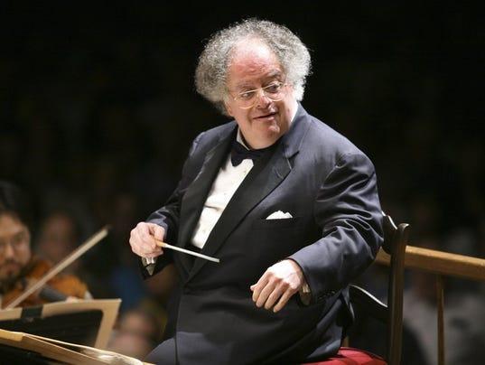 James Levine, Met Opera conductor