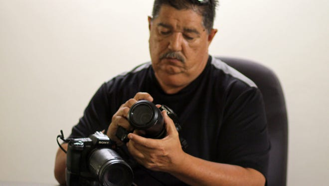 """Billy Armendariz is one of the featured artists for the Deming Arts Council's September show at the Deming Arts Center, 100 S. Gold St. The DAC will display some of his sports photography in a show titled """"Captured."""""""