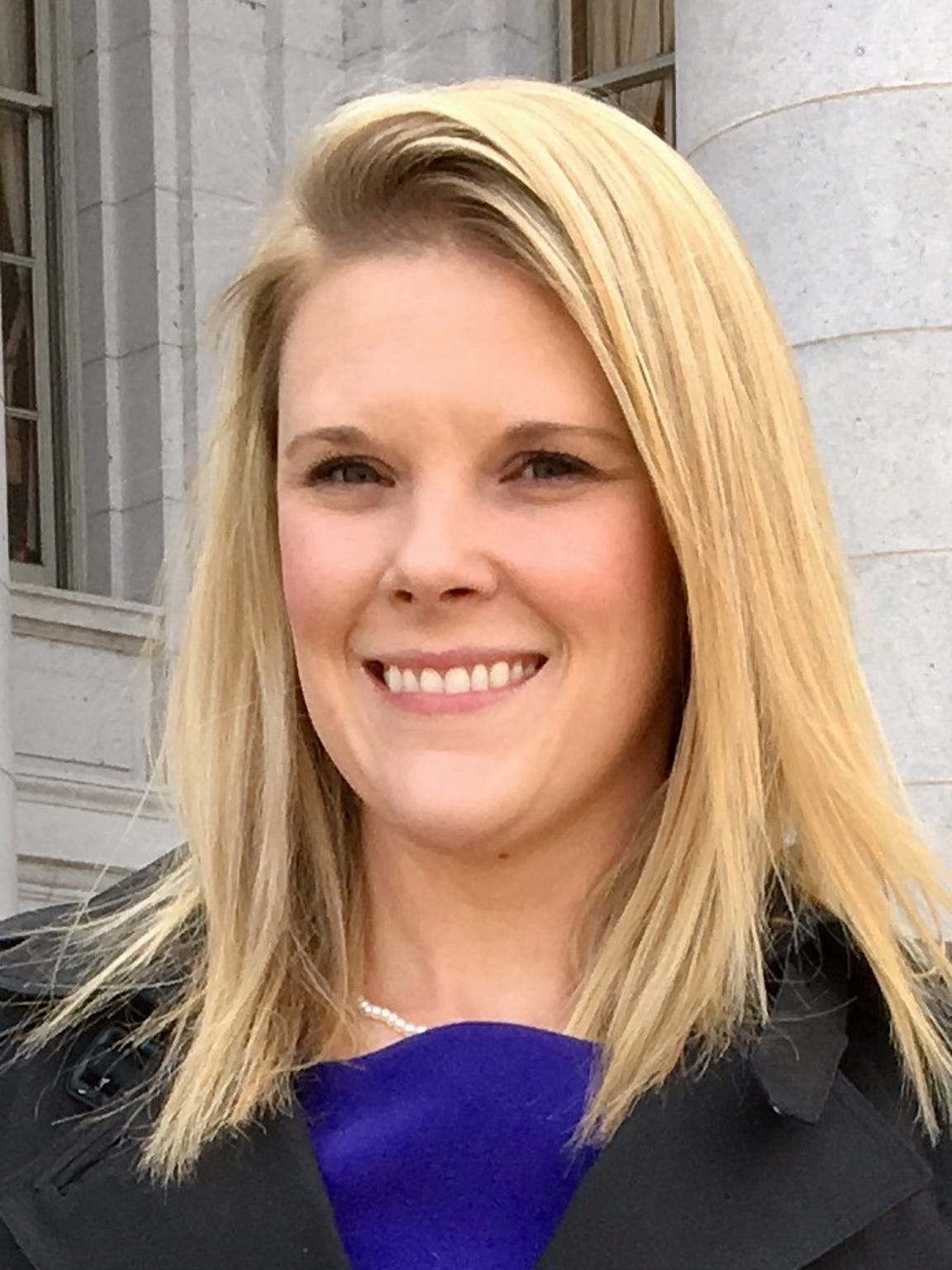 Wisconsin Elections Commission Interim Administrator Meagan Wolfe says the state plans to use part of a $7 million federal grant to fill six new security positions before the Nov. 6 election to help ensure the integrity of the vote.