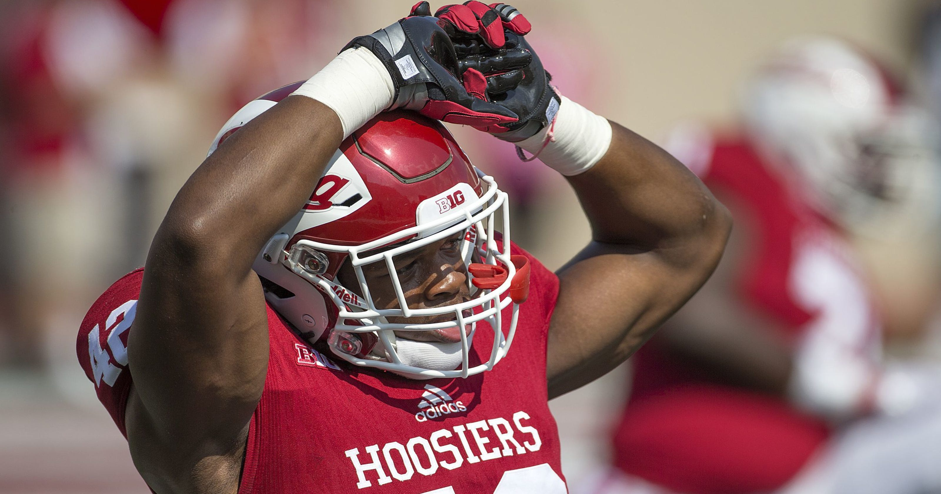 IU football : Marcelino Ball and 4 other keys to a ...