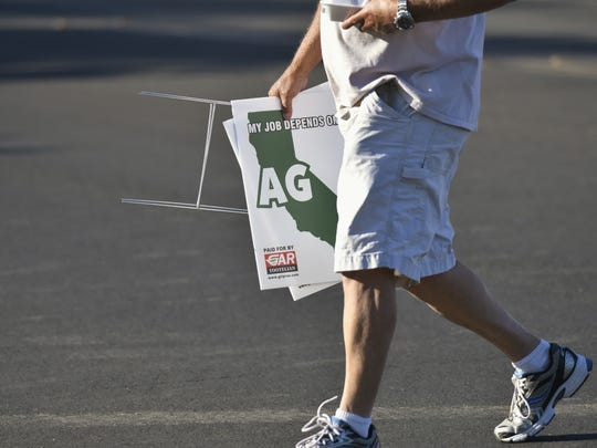 Tulare residents rallied together in support of agriculture in the Valley on Tuesday, June 5.