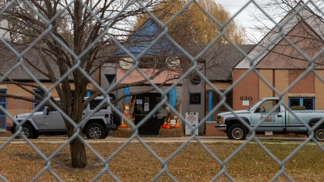 Stormont Vail Health announced Monday it is closing its Building Blocks Child Care Center, at 620 S.W. Lane St., due to team members testing positive for the coronavirus. The center, pictured here, will remain closed until at least Nov. 23.