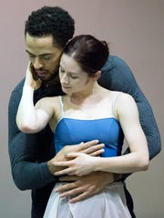 James Gilmer and Melissa Gelfin star as Lancelot and
