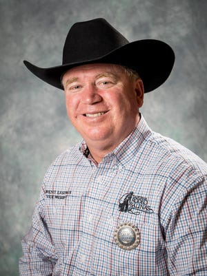 Brent Eastwood, president of the California Rodeo Salinas