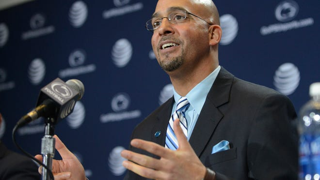 Penn State coach James Franklin declined to answer questions about explosive new allegations that surfaced in Davidson County Criminal Court on Tuesday that Franklin contacted the victim of the June 23 sexual assault while she was being examined by doctors.