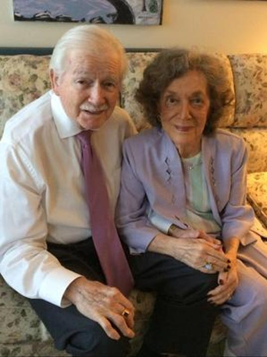 Anniversaries: Bill Mulford & Caryol Mulford