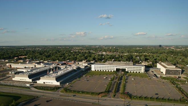 The 450,000-square-foot GM Powertrain Engineering Development Center is adjacent to GM Powertrain Global Headquarters in Pontiac.