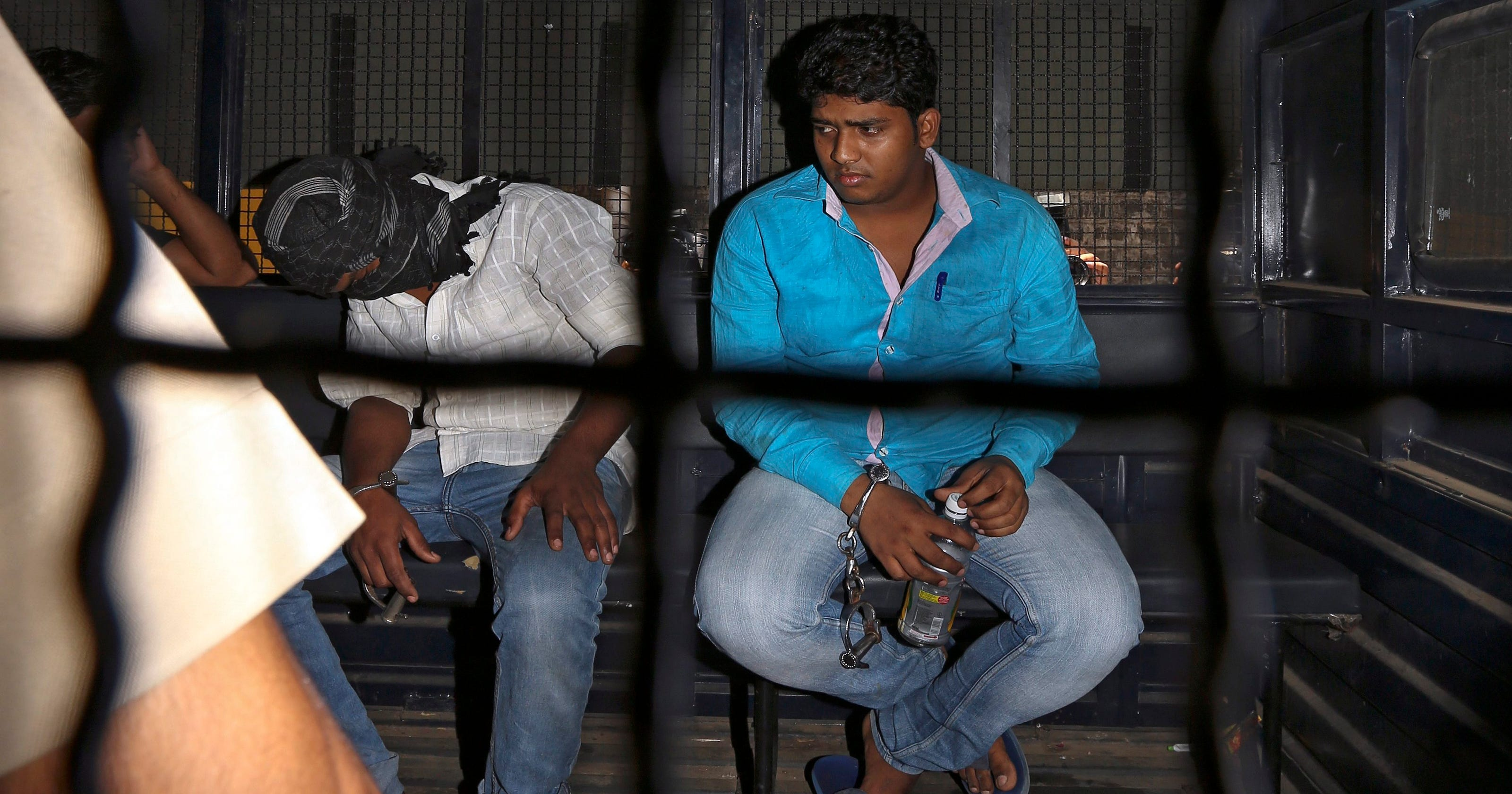 3 sentenced to death for journalist's gang rape in India