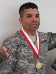Staff Sgt. Javier Bermudez