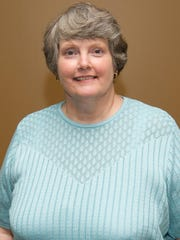 Dr. Vicki Johnson, associate vice president for academics, was recognized last week for 35 years of service to Freed-Hardeman University in Henderson.