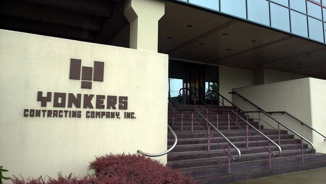In this 2003 file photo, the building exterior is seen of the Yonkers Contracting Company, Inc., at 969 Midland Avenue in Yonkers.