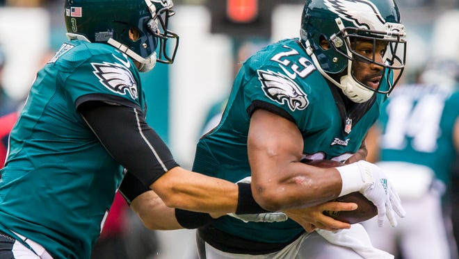 Eagles running back DeMarco Murray rushed for just 702 yards last season and averaged a career-worst 3.6 yards per carry.