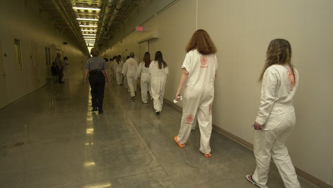 A funding request for a second women's prison has been turned down.