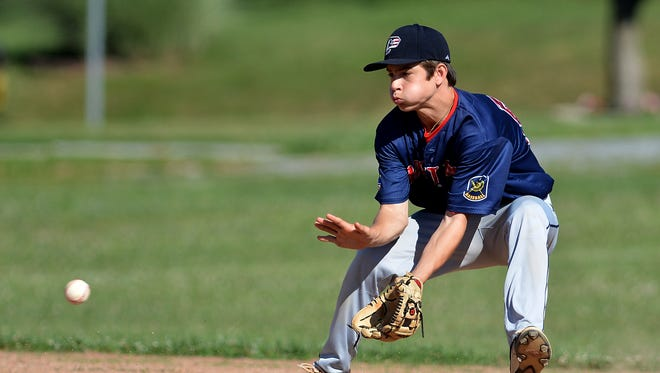Pleasureville's Ryan Pepler was named the York-Adams American Legion League Most Valuable Player recently. YORK DISPATCH FILE PHOTO