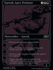 Garruk card