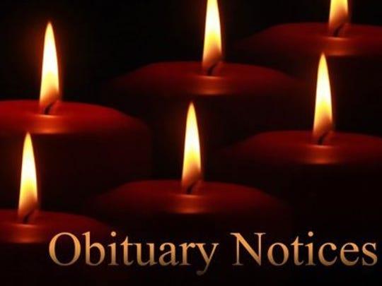 Obituary notices