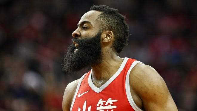 Is this James Harden's year to take home his first NBA MVP award?