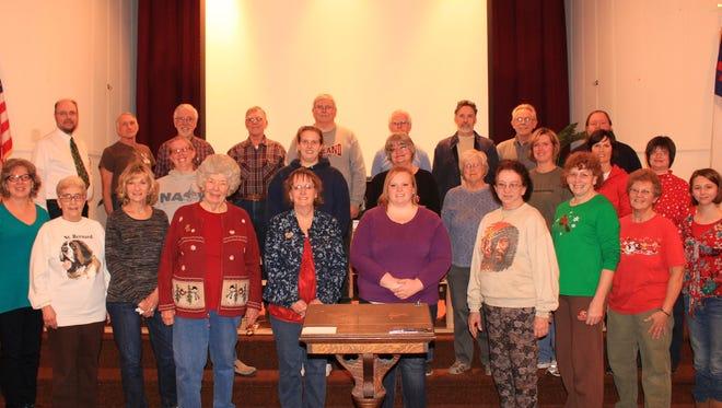 Cantata participants
