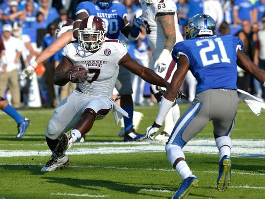 Mississippi St Kentucky Football