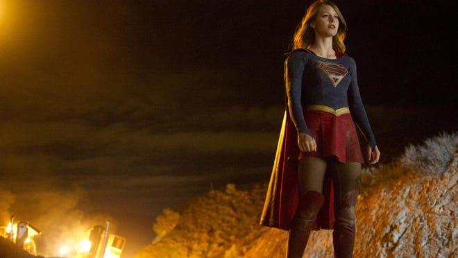 """Supergirl: The Complete Fifth Season"" stars Melissa Benoist."