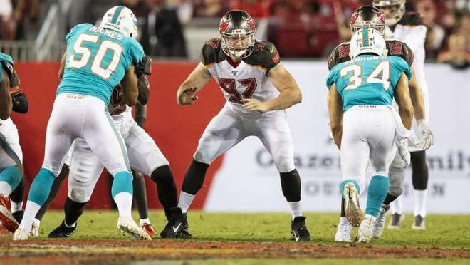 Former Assumption star Zach Triner has found a key role with Tampa Bay.