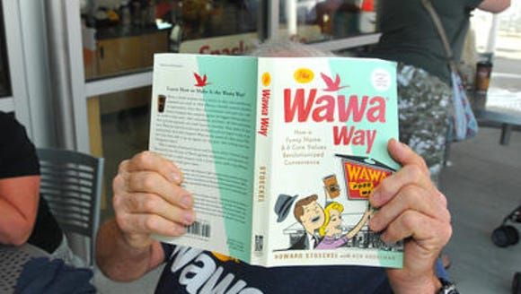 Wawa continues to capture the hearts and stomachs of