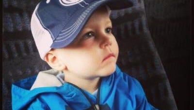 Beckett Roerdink of Greenville, who is battling cancer, turns 4 on Wednesday.