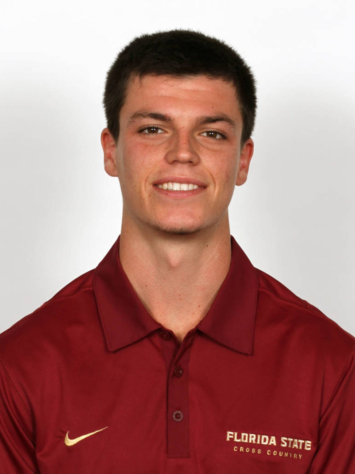 Florida State junior middle distance runner Matt Magee