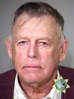This Wednesday, Feb. 10, 2016 booking file photo provided by the Multnomah County, Ore., Sheriff''s office shows Cliven Bundy. Bundy, a Nevada rancher and states' rights figure refused a federal judge's offer in November 2017 to be free on house arrest during his trial.
