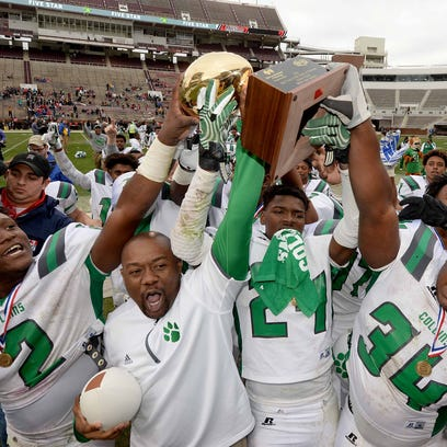 The MHSAA football state championships begin on Friday.